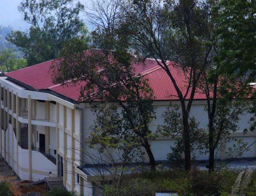 Central Auditorium , Hamren, Karbi Anglong