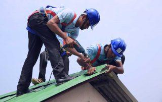 roof maintance