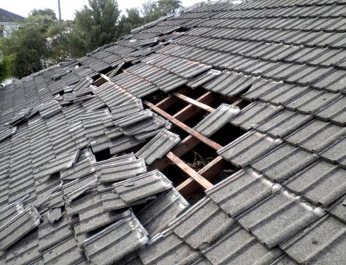 Roof repairs for the hurricane season